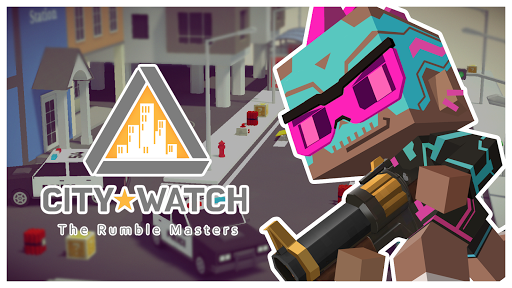 City Watch: the Rumble Masters - Pixel Brawl PVP for PC