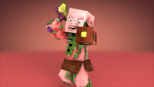 Mob Skins for Minecraft PE 1.2 screenshots 1