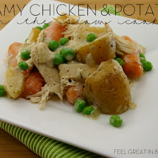 Creamy Chicken & Potatoes