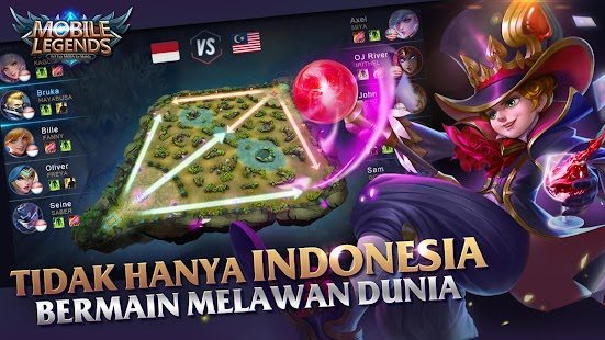 Mobile Legends: Bang bang- gambar mini screenshot