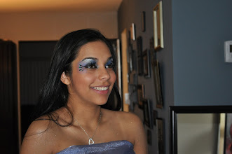 Photo: Beautiful Artistic Makeup by Paola from http://www.BestPartyPlanner.net