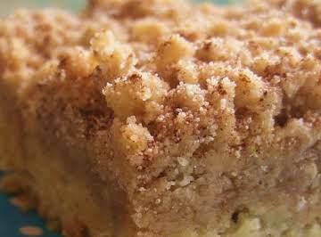 Buttermilk Spice Crumb Cake