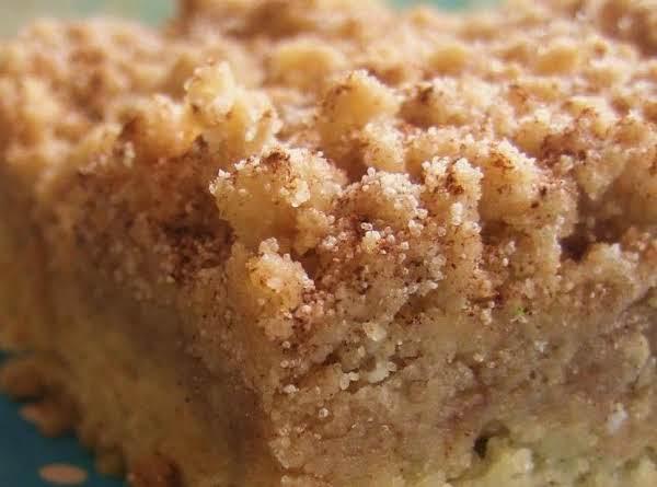 Buttermilk Spice Crumb Cake Recipe