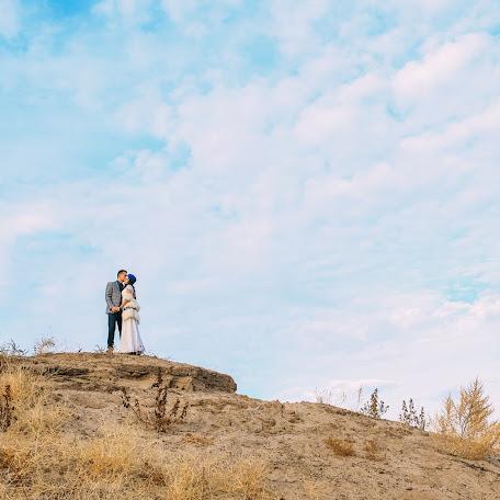 Wedding photographer Evgeniya Kimlach (Evgeshka). Photo of 25.02.2018