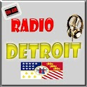 Detroit Radio - Stations icon