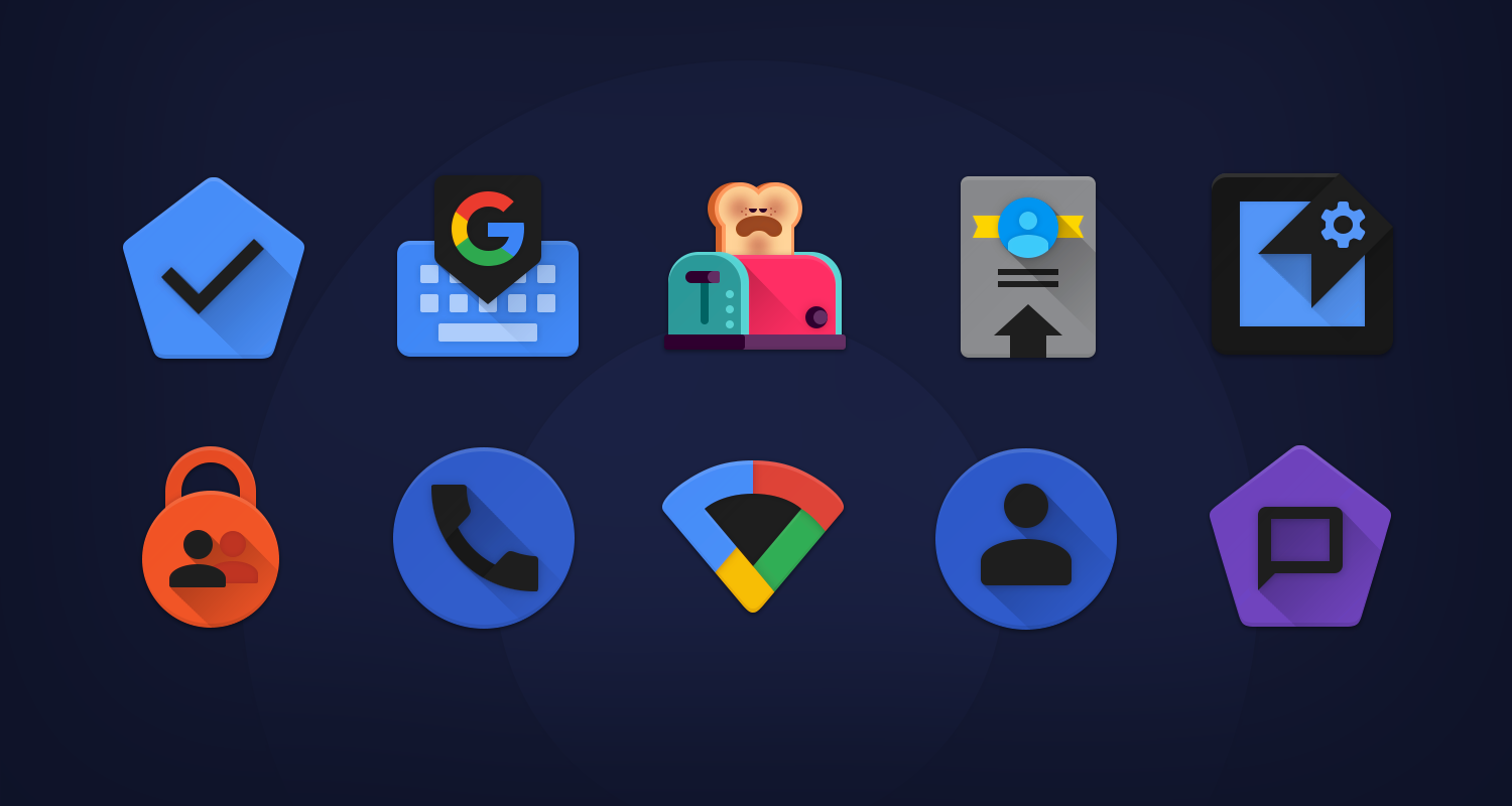 Supreme Icon Pack - Android Apps on Google Play
