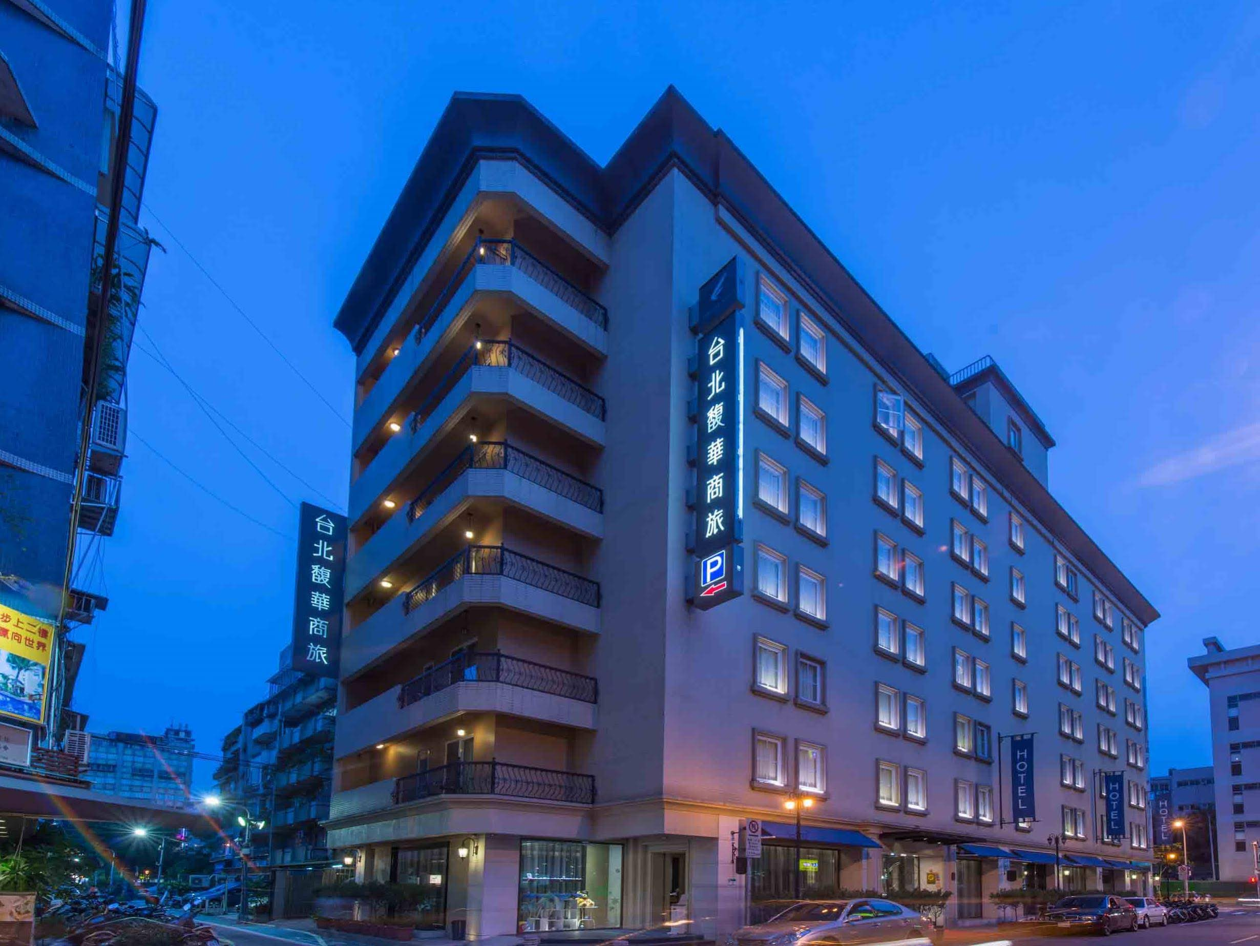 Forward Hotel Taipei