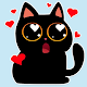 Download WAStickerApps Black Cats and Kittens stickers pack For PC Windows and Mac