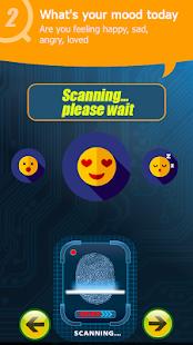 Fingerprint Mood Scanner Prank detectors Test - náhled