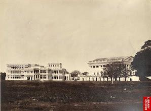 Photo: Govt house & Banquetting hall -  Now Omandurar govt estate.