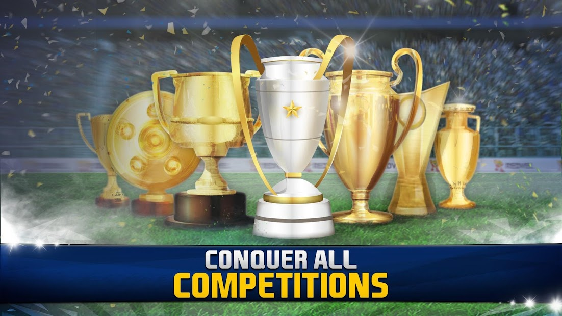 Soccer Star 2019 Top Leagues: Play the SOCCER game Android App Screenshot