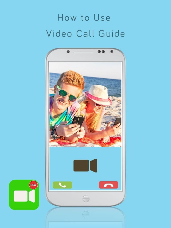 New Face time Video Calls Chat Advice screenshots