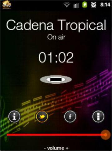 Cadena Tropical 87.5