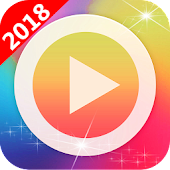 Video Player HD : All Format Cool 2018