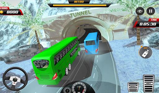 Euro Bus Racing Hill Mountain Climb 2018 1.0.1 screenshots 15
