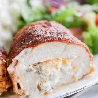 Cheesy Bacon Chicken Recipe