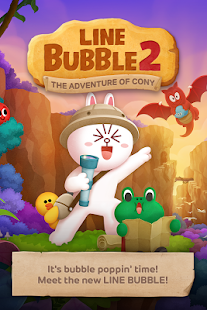 play LINE Bubble 2 on pc & mac