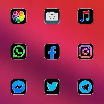 CRiOS FLUO - ICON PACK Screenshot Image