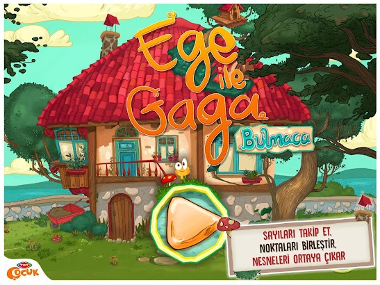TRT Ege ile Gaga Bulmaca- image