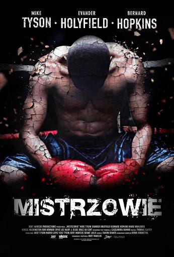 Polski plakat filmu 'Mistrzowie'