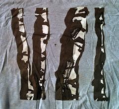 Photo: Tshirt: Birch Trees