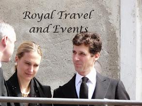 Photo: Hereditary Count Ignatz zu Toerring-Jettenbach and Hereditary Countess Robinia zu Toerring-Jettenbach