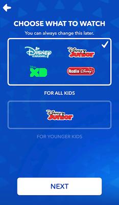 DisneyNOW – TV Shows & Games - screenshot