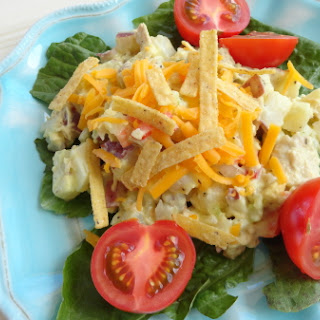 Tasty Tuna Tater Salad