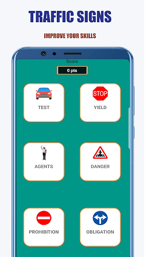 Traffic Signs: Road signs and meanings  screenshots 5