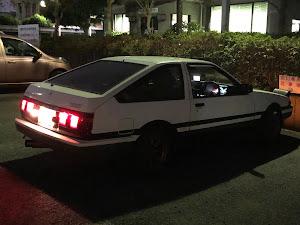 スプリンタートレノ AE86 GT-APEX・S59のカスタム事例画像 sasashu86さんの2019年11月13日23:31の投稿