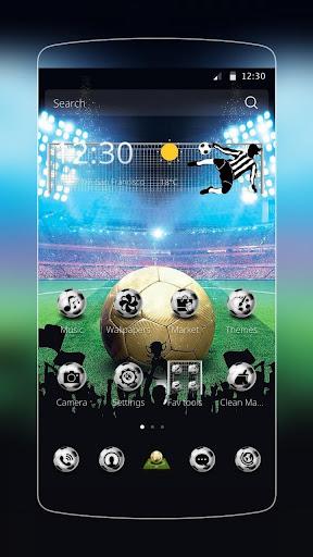 ゴールデンサッカーの夢