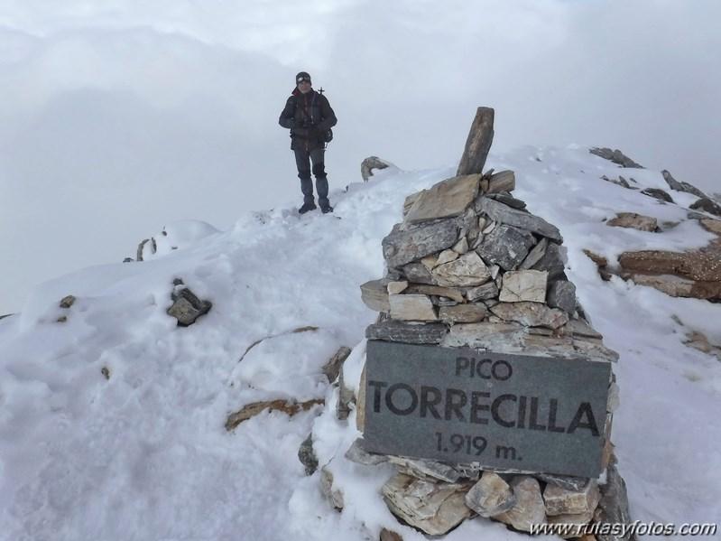 Subida al Torrecilla desde Quejigales