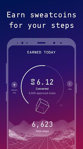 Sweatcoin u2014 Walking step counter & pedometer app modavailable screenshots 2