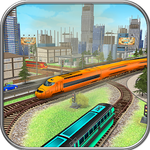 New Train Sim 17: Euro City Railway Train Operator