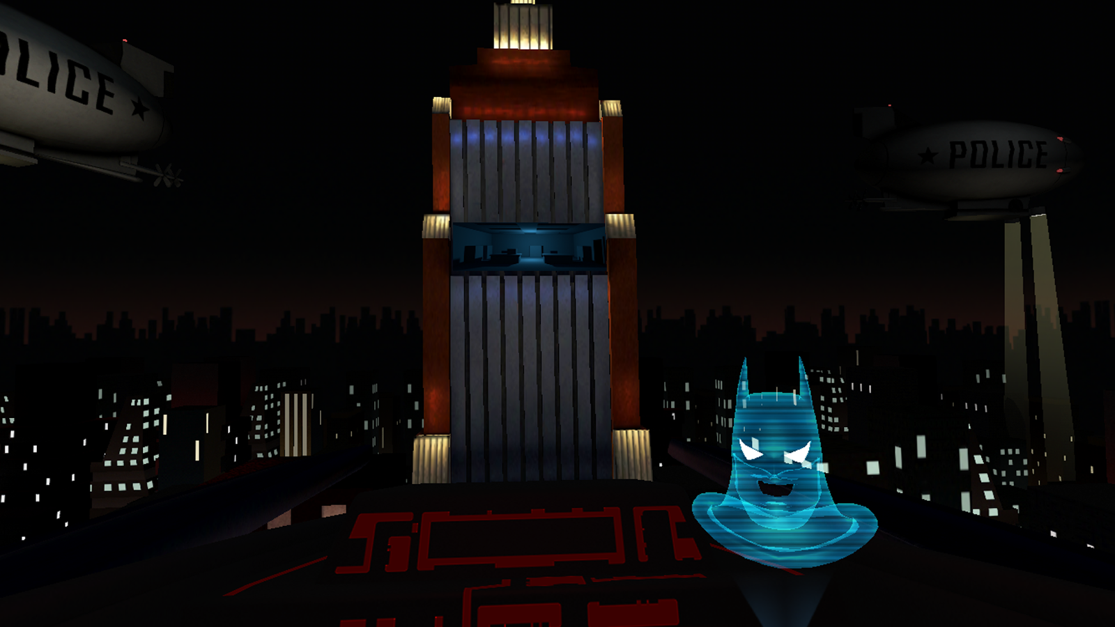 View-Master Batman Animated VR- screenshot
