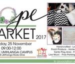 Hope Market 2017 : Grace Family Church, Umhlanga