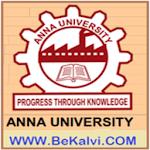 Anna University BeKalvi icon