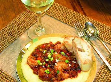 Spicy Low-Country Shrimp & Grits