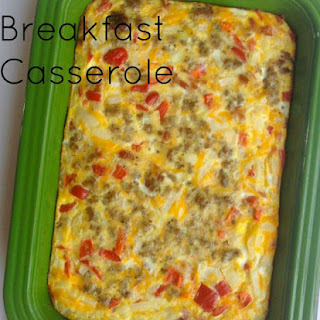 Barb's Breakfast Casserole