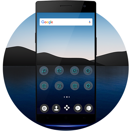 M Theme - Dark Green Icon Pack - Apps on Google Play