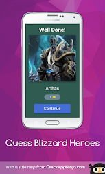Quess Blizzard Heroes APK screenshot thumbnail 2