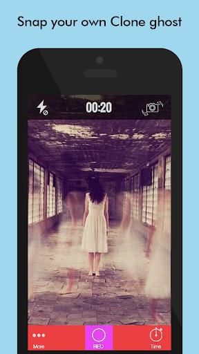 Ghost Lens - Clone & Ghost Photo Video Editor 1.2.1 screenshots 2