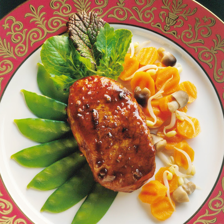 Red-Cooked Pork Chops Recipe