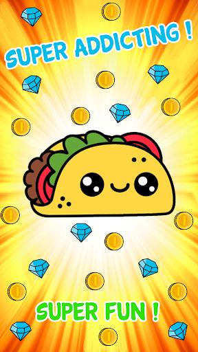 Taco Evolution Food Clicker