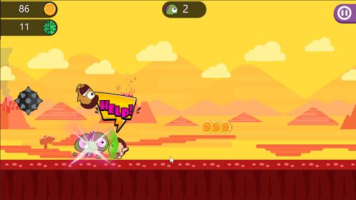 Monster Run: Jump Or Die apkdebit screenshots 8