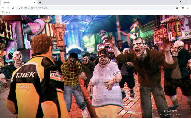 Dead Rising 2 New Tab & Wallpapers Collection