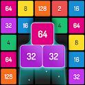 X2 Blocks - Merge Puzzle 2048 icon