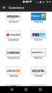 All in one shopping app India- screenshot thumbnail
