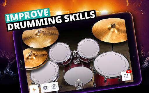 Drum Set Music Games & Drums Kit Simulator 3.24.0 screenshots 6