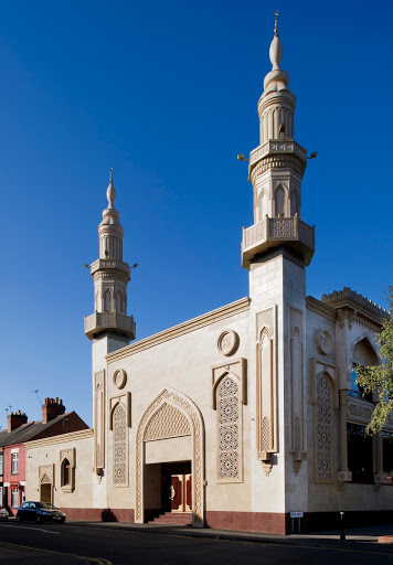 Jame Mosque, Asfordby Street, Spinney Hill, Leicester